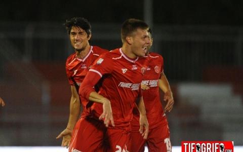 Serie C,  Legnago Salus-Perugia 0-2: é un grifo efficace, Melchiorri e Bianchimano firmano il blitz