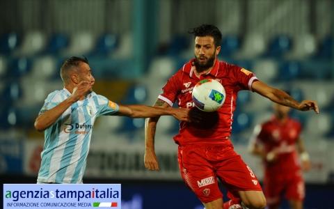 Serie B, Virtus Entella-Perugia 0-2: vittoria vitale, il Grifo c'é